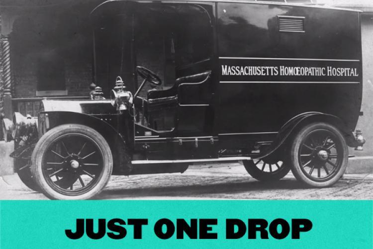 Just one drop - Magyarországon először a homeopátiáról szóló dokumentumfilm