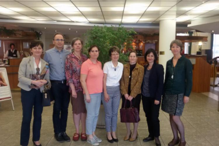 dr. Herczeg Márta, dr. Sal Péter, dr. Gál Adrien, dr. Kovács Gabriella, dr. Jónás Eszter, dr. Radnai Andrea, dr. Tóth Marian, dr. Katona Edit