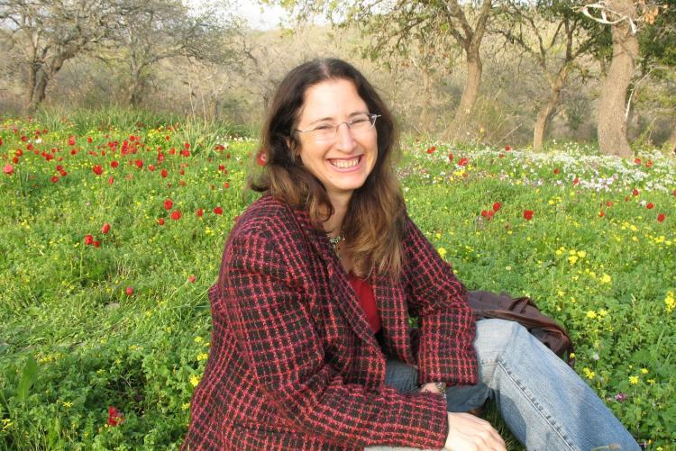 Michal Yakir - 27 éve él Izraelben és dolgozik homeopataként