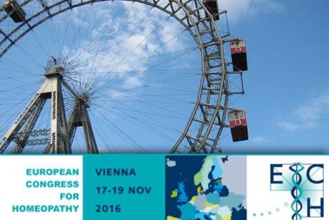 Beszámoló az Európai Homeopátiás Bizottság I. bécsi kongresszusáról