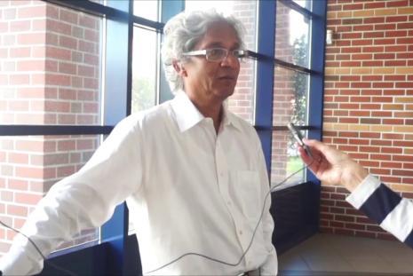 Rajan Sankaran Budapesten tartott szemináriumot